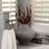 White cabinetry, bath and large mirror - thumbnail image